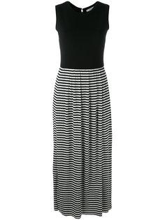 striped trim dress Max Mara
