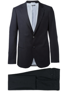 формальный костюм-двойка Giorgio Armani