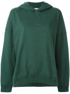 plain hoodie  Closed
