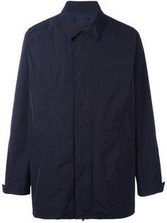 короткое классическое пальто Moncler