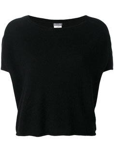 cropped knit top Kristensen Du Nord