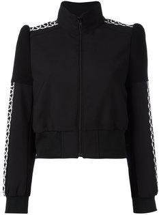 укороченная куртка в стиле милитари Junya Watanabe Comme Des Garçons