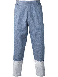 укороченные брюки MSGM