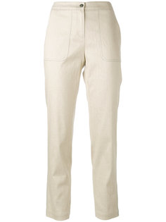 брюки прямого кроя Lorena Antoniazzi