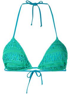 crochet bikini top Cecilia Prado