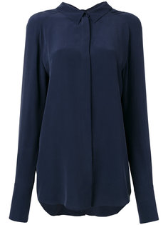 concealed fastening shirt Cédric Charlier