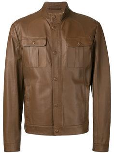 front pocket jacket  Brioni