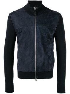 кожаная куртка-бомбер  Tom Ford