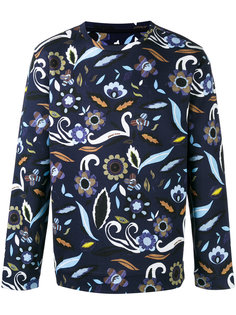 printed sweatshirt Fendi