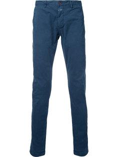 однотонные брюки-чинос Closed