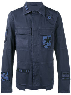 куртка-рубашка Valentino