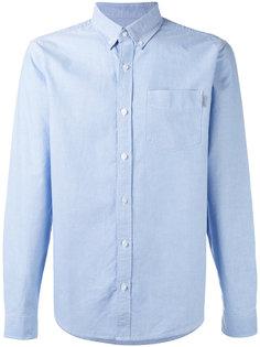 однотонная рубашка Carhartt