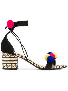 contrast sandals  Schutz