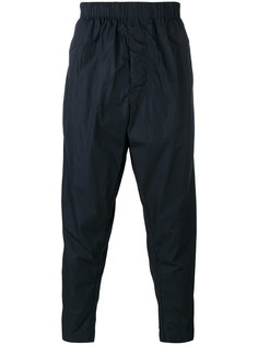 gathered waist tapered trousers Casey Casey