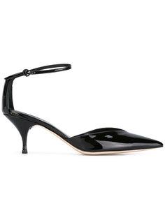 туфли с ремешком на щиколотке Nina Ricci