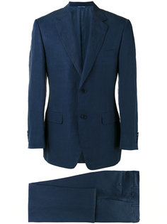 two piece suit  Canali