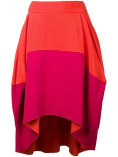 юбка с драпировкой Antonio Berardi