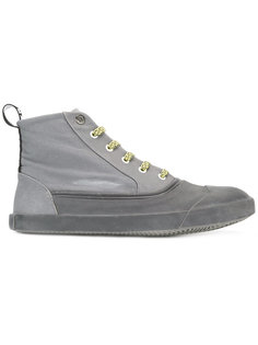 кроссовки-хайтопы Lanvin
