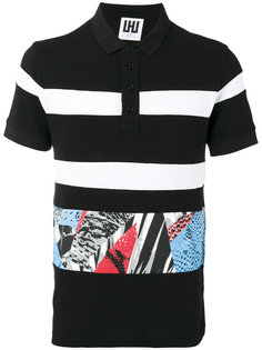 футболка-поло с принтом Les Hommes