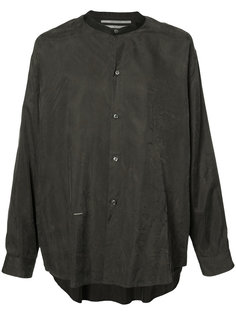 plain shirt Robert Geller