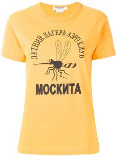 mosquito print T-shirt Junya Watanabe Comme Des Garçons