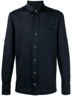 рубашка с нагрудным карманом Tom Ford