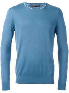 трикотажный свитер Michael Kors