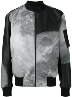 moon print reversible bomber jacket Christopher Raeburn