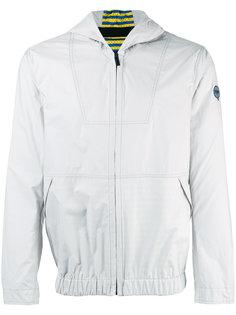 куртка с капюшоном на молнии Fendi