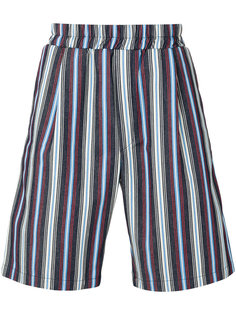striped shorts  Sunnei