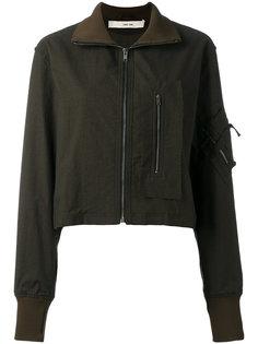 укороченная куртка на молнии Damir Doma