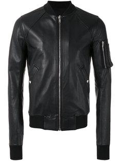 куртка бомбер реглан Rick Owens