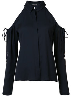 cold-shoulder blouse Cushnie Et Ochs