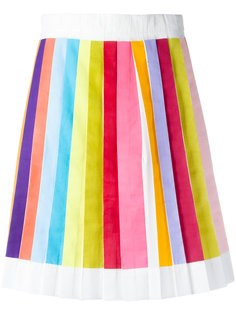 striped pleated skirt  Io Ivana Omazic