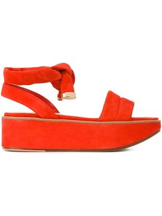 сандалии Ziggy 50мм Nicholas Kirkwood