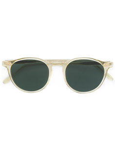 round frame sunglasses Pantos Paris