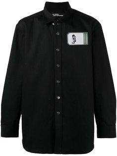 куртка-рубашка Self Portrait Raf Simons