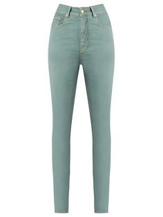 high waist skinny jeans Amapô