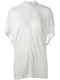 удлиненная футболка  Rick Owens Lilies