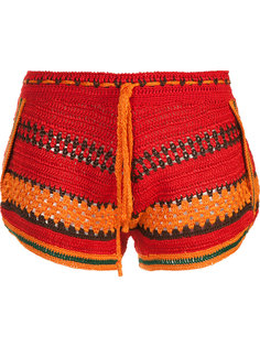 knitted shorts Spencer Vladimir