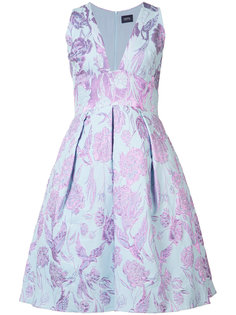floral embroidered dress Marchesa Notte