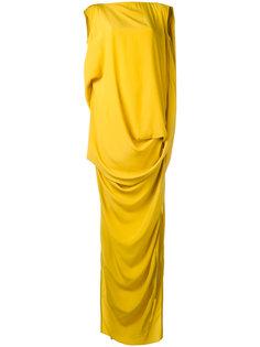 вечернее платье Nouveau Rick Owens
