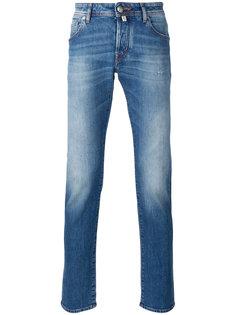 джинсы стандартной посадки Jacob Cohen