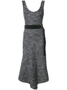 платье Harris с V-образным вырезом Rebecca Vallance