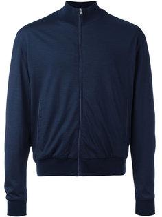 zipped lightweight jacket  Corneliani