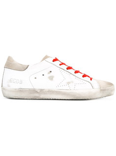 contrast lace trainers Golden Goose Deluxe Brand