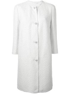 пальто с жемчужными пуговицами Ermanno Scervino
