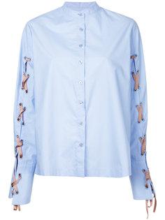 рубашка со шнуровкой Elaidi