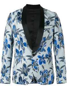 floral print dinner jacket Christian Pellizzari