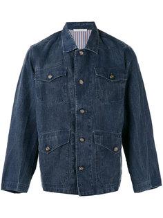 buttoned jacket  Ermanno Gallamini
